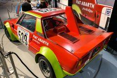 Foto-Fiat-X-1-9-Prototyp-ACI-Storico-auto-e-moto-depoca-padua-sonderschau