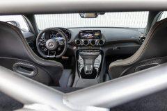 Mercedes-AMG GT Black Series (Kraftstoffverbrauch kombiniert: 12,8 l/100 km, CO2-Emissionen kombiniert: 292 g/km), 2020, Interieur, Traktionskontrolle  Mercedes-AMG GT Black Series (combined fuel consumption: 12,8 l/100 km, combined CO2 emissions: 292 g/km), 2020, Interieur, traction control