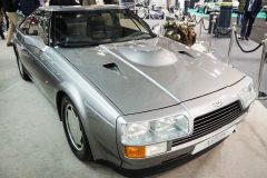 Foto-Aston-Martin-V8-Vantage-Zagato 1987 -london-classic-car-show-2020