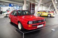 Foto-Audi-40jahre-quattro-london-classic-car-show-2020
