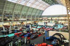 Foto-Halle-london-classic-car-show-2020