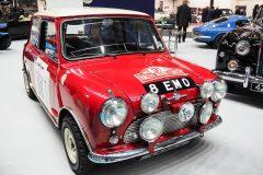 Foto-Mini-Rally-london-classic-car-show-2020