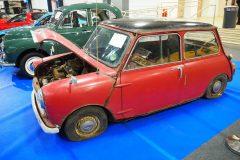 Foto-Mini-1968 Scheunenfund-london-classic-car-show-2020
