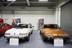 Foto-Rover-3500-SD1-london-classic-car-show-2020