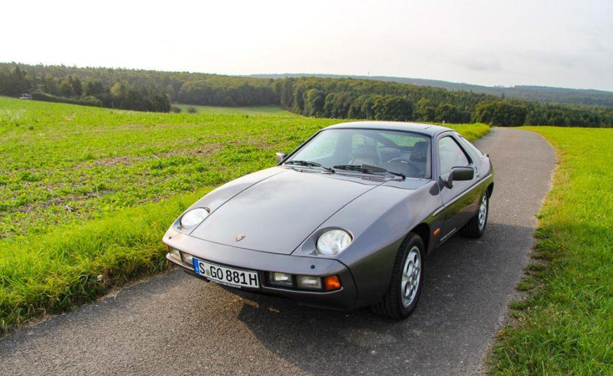 Extravaganz: Porsche 928 Sondermodell