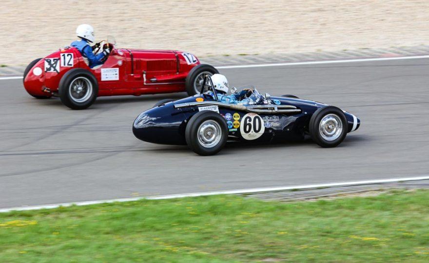 Gewinne Tickets für den AvD Oldtimer GP am Nürburgring
