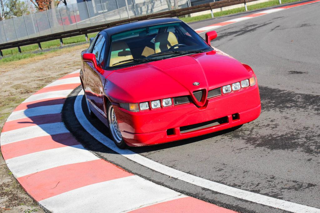 Street-Avantgarde: 30 Jahre Alfa Romeo SZ
