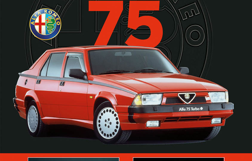 Buch: Alfa Romeo 75