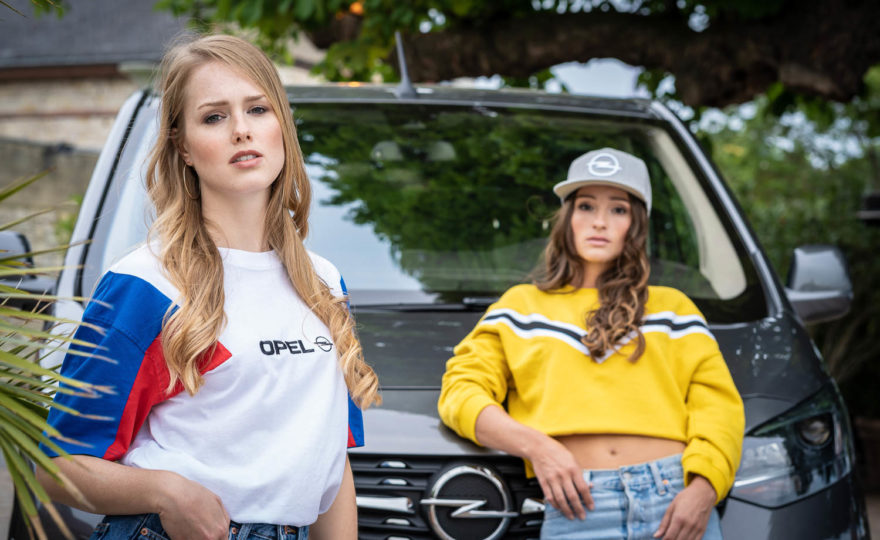 NEW: Opel Vintage Kollektion