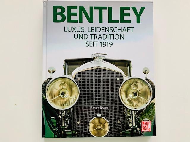 Buch-Vorstellung: 100 Jahre Bentley