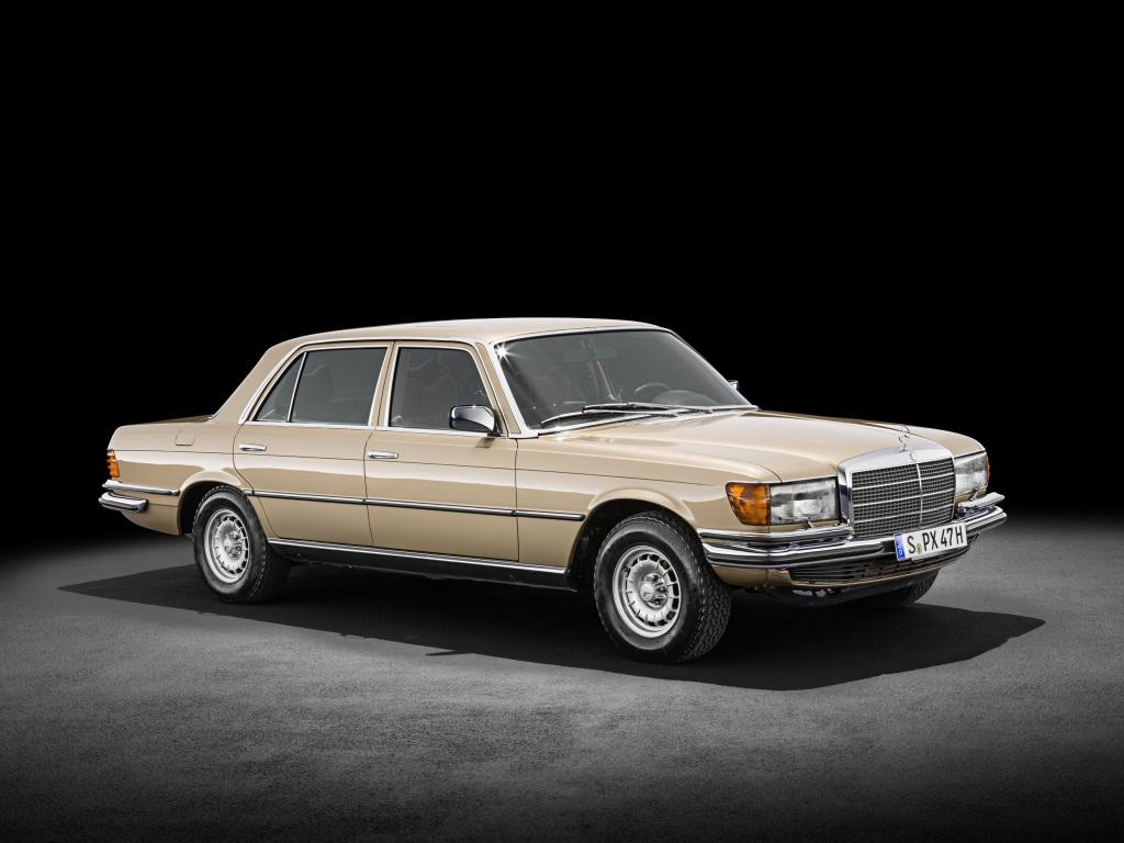 Vor 45 Jahren kam der Mercedes-Benz 450 SEL 6.9