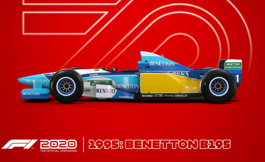 Codemasters F1 2020: Die Schumacher Deluxe Edition