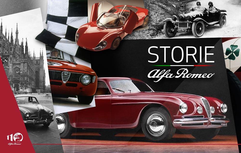 Storie Alfa Romeo Teil 1: 1906 – 1925