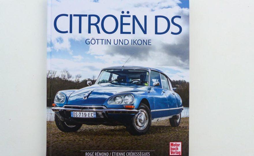 Buch-Vorstellung: Citroen DS