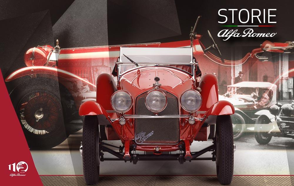 Storie Alfa Romeo Teil 2 – Alfa Romeo 6c 1750