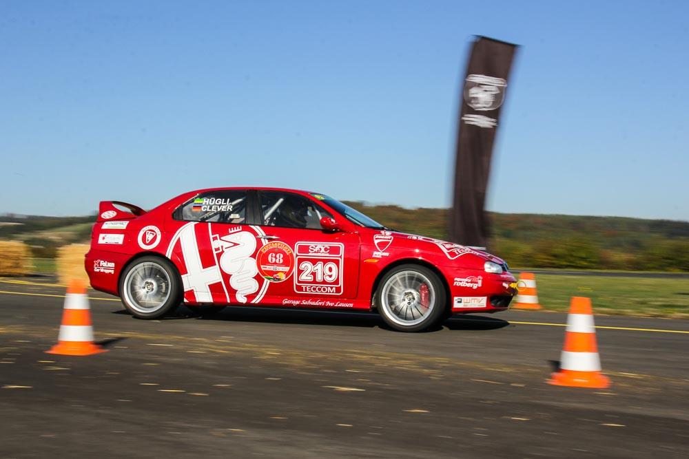 Grand Premio Alfa Romeo – Pista e Piloti