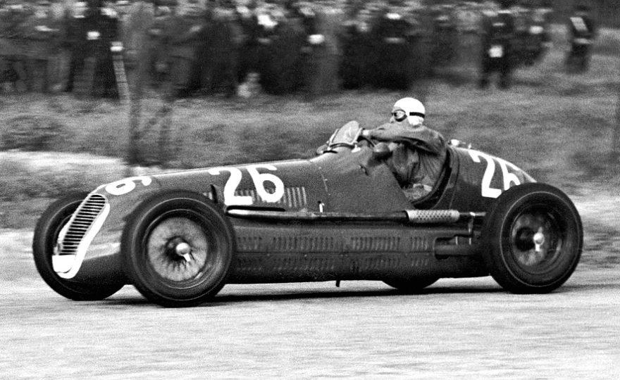 Vor 80 Jahren: Maserati 4CL siegt bei der Targa Florio