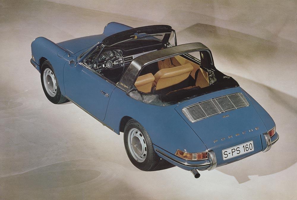 Porsche 911 Targa Baujahr 1967