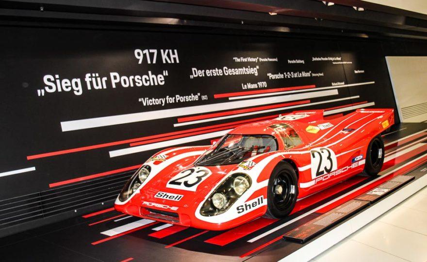 Tipp: Freier Eintritt ins Porsche Museum
