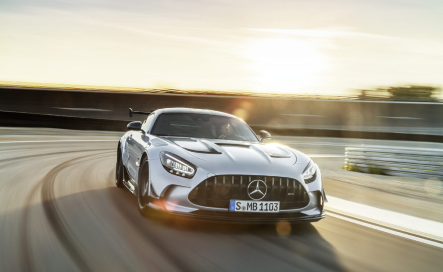 Black Series Reloaded: Mercedes-AMG GT