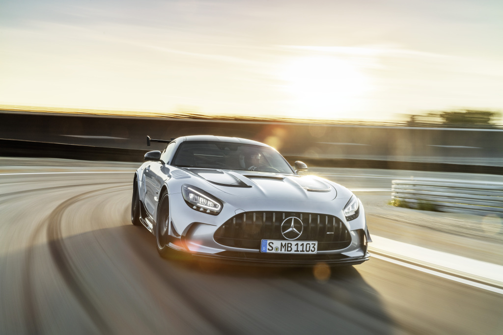Mercedes-AMG GT Black Series 2020 foto