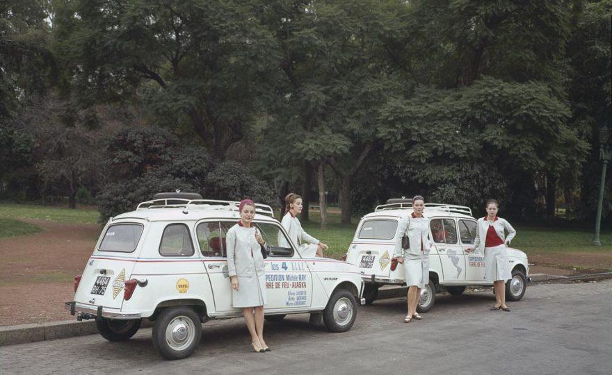 OnTour: 4Elle im Renault 4 von Feuerland nach Alaska