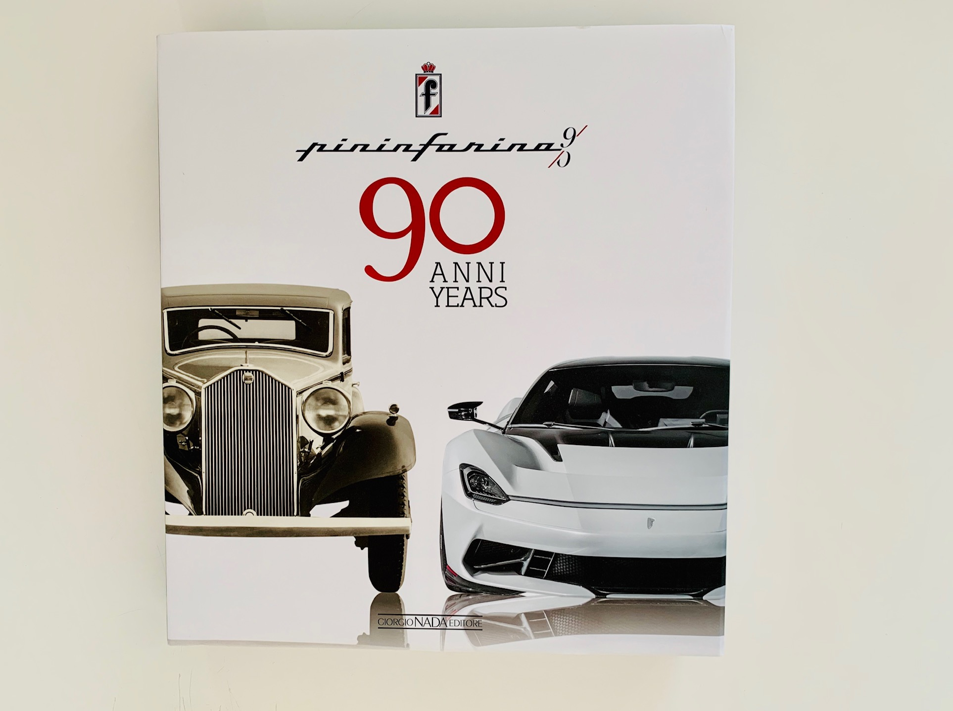 foto bild cover pininfarina 90 anni years