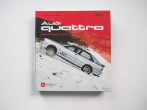 foto cover buch audi quattro edition tradition