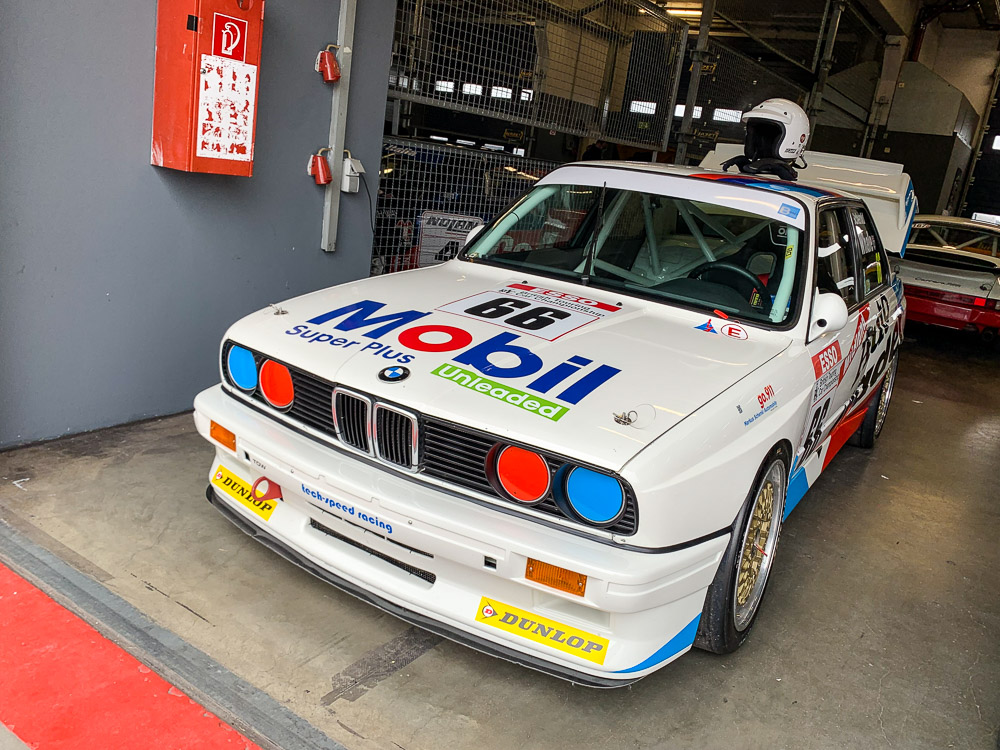foto bmw m3 e30 Tourenwagen classics for
