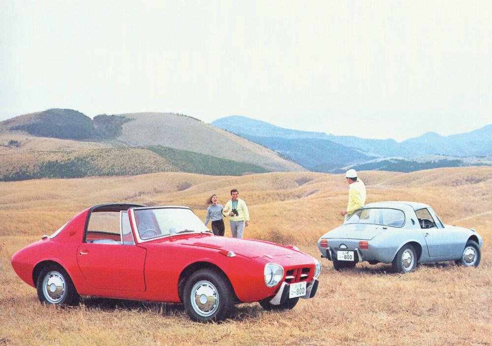 foto toyota classic kleinwagen sports 800